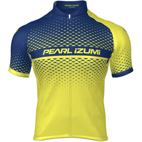 PEARL iZUMi Select Escape LTD Full-Zip Jersey Herr pearl izumi screaming yellow/navy